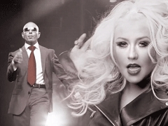 Official video: Pitbull - Feel This Moment ft. Christina Aguilera news