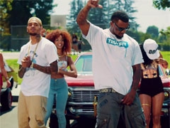 Video: Game - Celebration Ft. Lil Wayne, Chris Brown, Tyga & Wiz Khalifa news